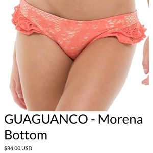 Luli Fama Guaguanco Moreno swimsuit bottom Size M